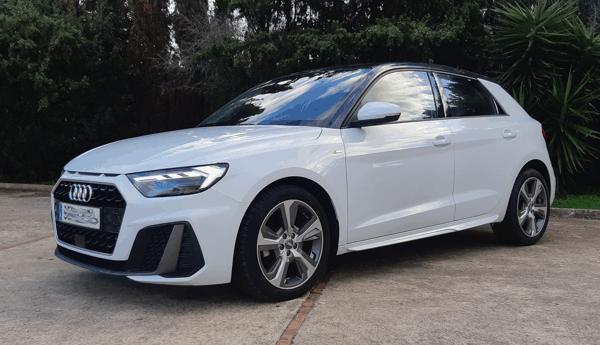 Audi a1 menorcarent