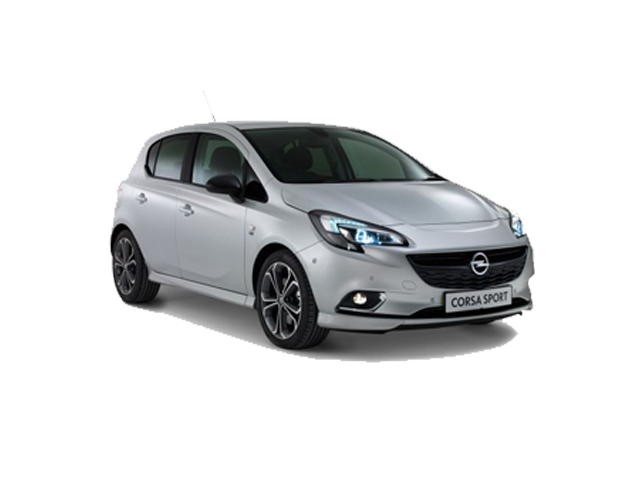 Opel Corsa alquiler coches aeropuerto menorca